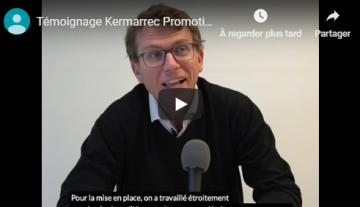Partenariat Kermarrec Promotion – Happy Wait